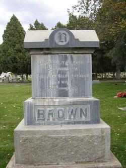Margaret Ellen <i>Stewart</i> Brown
