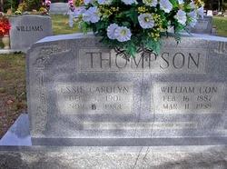 Essie Caroline <i>Warren</i> Thompson