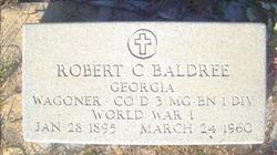 Robert Cleveland Baldree
