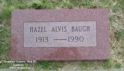 Hazel Alvis <i>Hodges</i> Baugh