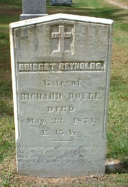 Bridget <i>Reynolds</i> Doyle