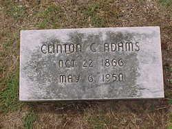 Clinton Carlos Adams