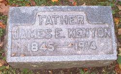 James Edward Kenyon