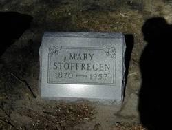 Mary Stoffregen