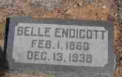 Belle <i>Jolley</i> Endicott
