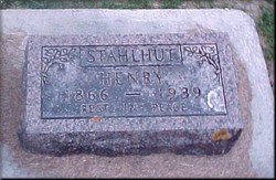 Carl Heinrich Wilhelm Stahlhut