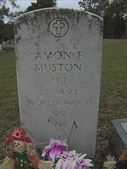 Amon F Muston