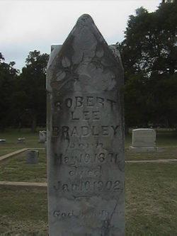 Robert Lee Bradley