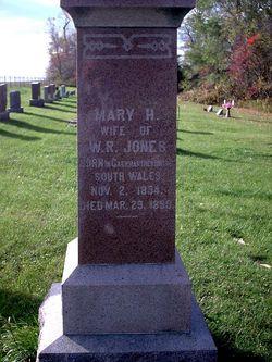 Mary H Jones