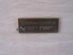 Marshall Tamble Swift, Jr
