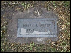 Sarah T. Brown