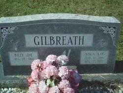 Nikia Kay <i>Tucker</i> Gilbreath