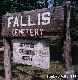 Fallis Pioneer Cemetery