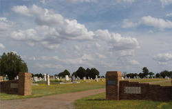 Fairview Cemetery (South Section)