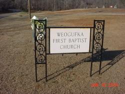 Weogufka First Baptist Church