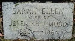 Sarah Ellen Mudd
