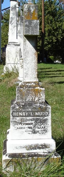 Henry Lowe Mudd