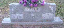 Leona <i>Sadler</i> Baker