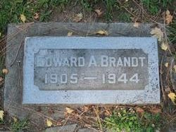 Edward Arthur Big Ed Brandt