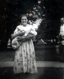 Virginia Marion <i>Burg</i> Weber