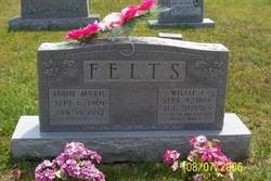 Addie Marie Felts