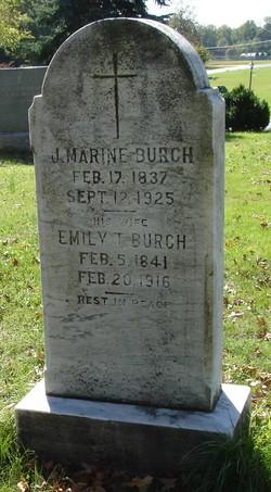 John Marine Burch