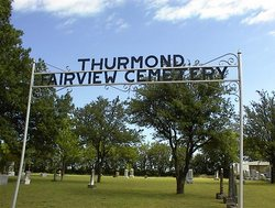 Thurmond Fairview Cemetery