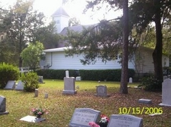 Paran Baptist Church Cemetery