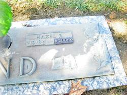 Hazel P. <i>Warner</i> Hand