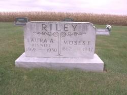 Moses Edward Riley