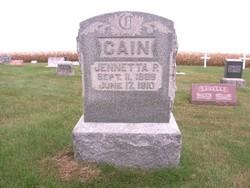 Jennetta Pearl <i>Riley</i> Cain