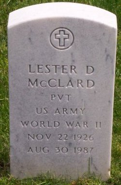 Lester D. McClard