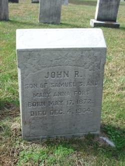 John Roger Fort