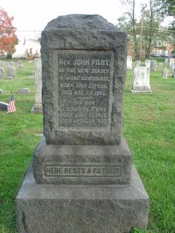 Rev John Fort