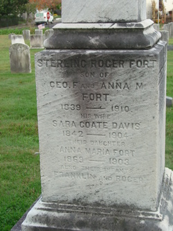 Anna Maria Fort