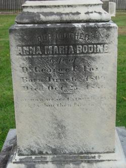 Anna Marie <i>Bodine</i> Fort