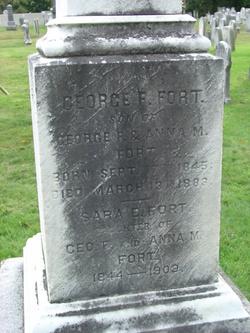 George Franklin Fort, Jr