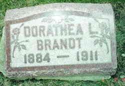 Dorathea L <i>Moore</i> Brandt