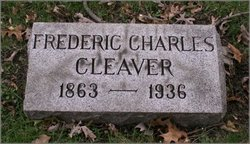 Frederic Charles Cleaver