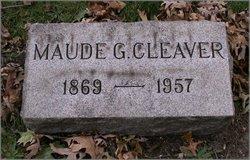 Maude G. Cleaver