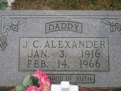 J C Alexander