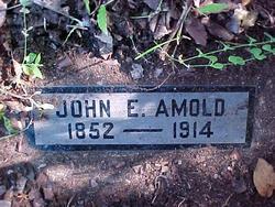 Jonathan Evans John Amold