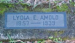 Lydia E. <i>Hole</i> Amold