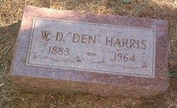 W. D Den Harris
