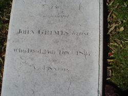 John Grimes