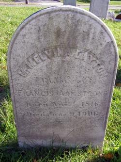 Mercy Melvina <i>Dayton</i> Armstrong