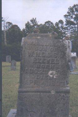 William Joshua Reeves