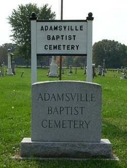 Adamsville Baptist Cemetery