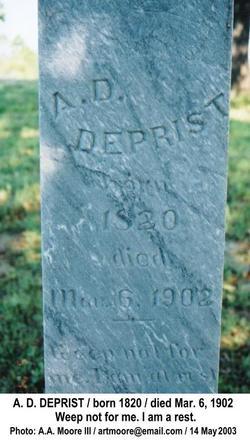 Alexander D. DePriest