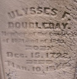 Ulysses Freeman Doubleday